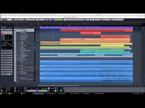 Cinematic Studio Strings - Test 03 - Per Kihlborg