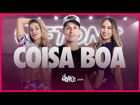 Coisa Boa - Gloria Groove | FitDance TV (Coreografia) Dance Video