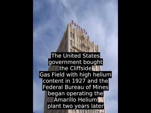 Amarillo, Texas - Facts