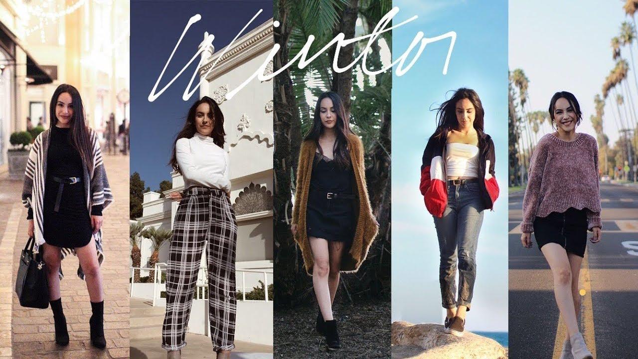 CALIFORNIA Winter Lookbook 2017︱Mawizaa 2