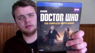 My British TV Show Blu-ray and DVD Collection 2018