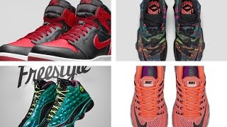 """""""Akronite"""" LEBRON 13, Doernbecher JORDAN 13,, Air Max 2016 and more on Heat Check with Jacques Slade"""