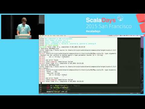 Scala Records: Extensible records and type-indexed maps