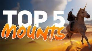Top 5 Mounts in Assassin