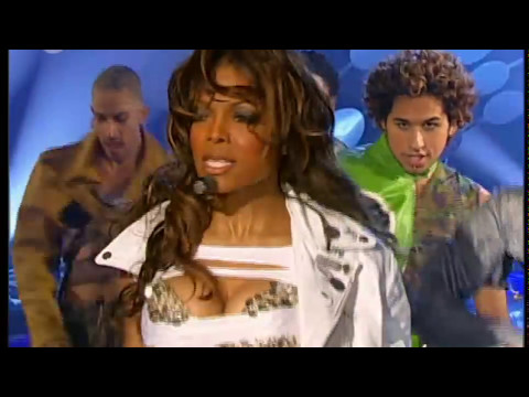 "Janet ""All For You (Wetten, dass..? 2001)"""