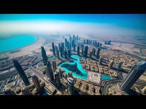 HIGH in DUBAI - Drone Footage