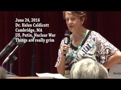 Caldicott in Cambridge, Harvard  MA  Mass Peace Action Talk2minclip we'reAllDead