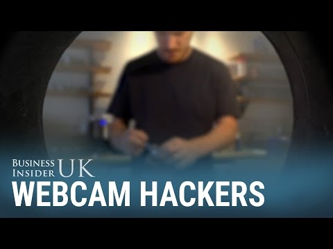 An internet security expert tells us the scariest thing about webcam hacking