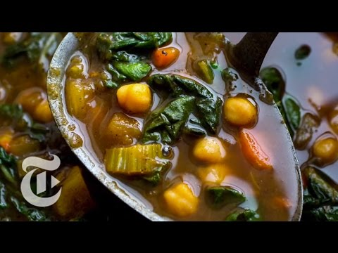 Chickpea Stew With Moroccan Spices | Melissa Clark Recipes | The New York Times