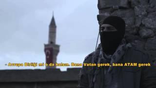 Sur sokaklarında Rapçi polis'den   'Yalnızım Atam Sur Şehitlerimiz Anısına'