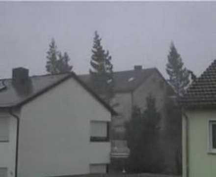 Orkan Emma - Würzburg, 01.03.2008