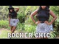 Outfit of the Day    Rocker Chic (feat. www.rosewholesale.com)