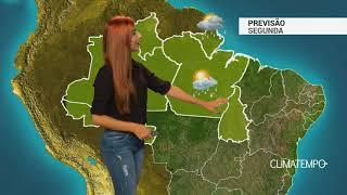Previsão Norte - Sol, calor e chuva