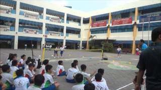 Telok Kurau Pri Sch Shuttlecock Introduction course