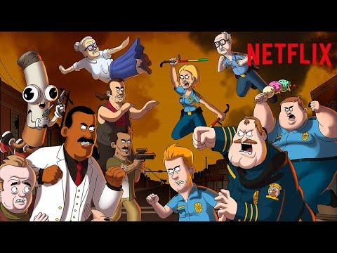 Paradise Police Saison 2   Bande-annonce VOSTFR   Netflix France
