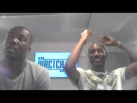 Wretch 32 & Jacob Banks Google Plus Hangout