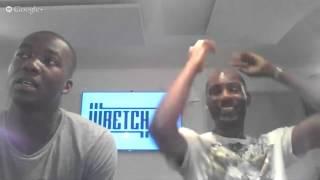 Wretch 32 & Jacob Banks Google Plus Hangout