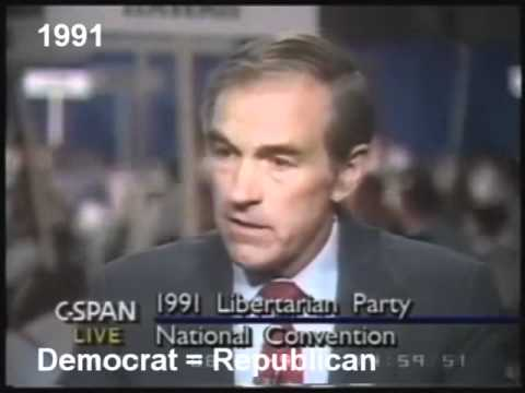 Who is Ron Paul in 15 minutes?... Mr. Consistent...