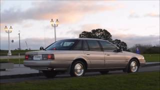 1994 V8 Ford DC LTD - One Tree Hill and The Domain, Auckland