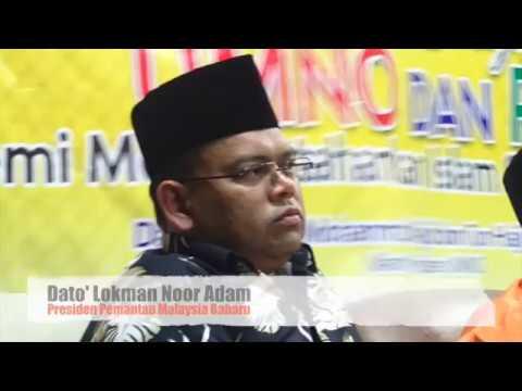 Lokman Adam Dedah Perihal Dua Lembaga Hitam Di Langkawi