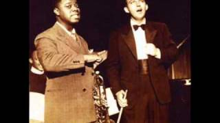 Bing Crosby & Louis Armstrong ♪ Gone fishin