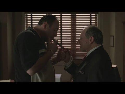 Tony Talk To A Lawyer - The Sopranos HD