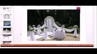 Вебинар по декору и флористике(Как оформить свадьбу своими руками.Вебинар по декору и флористике.Как сделать задник .Как сделать стойку..., 2016-02-13T15:48:02.000Z)
