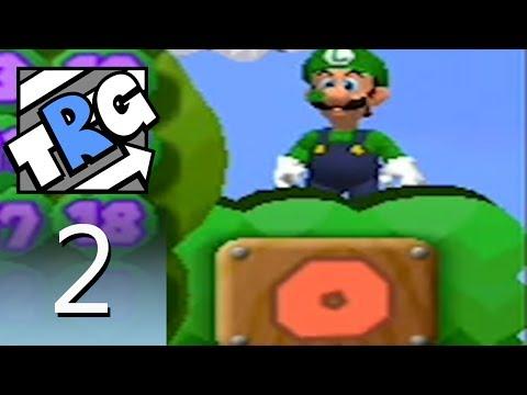 Mario Party 6 – Mini-Game Mode 2: Treetop Bingo