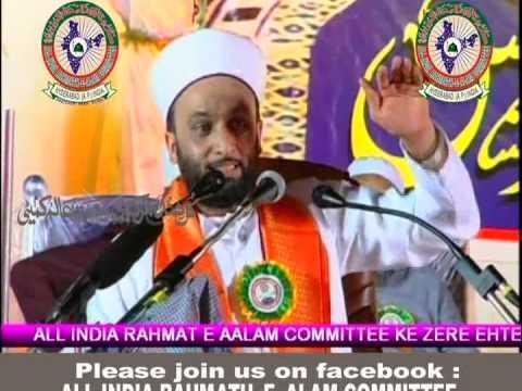 PIR MOHAMMED SAQIB BIN IQBAL SHAAMI  AT HYDERABAD PART-1