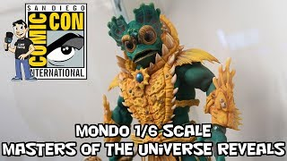 Mondo Masters of the Universe 1/6 Scale Figure Reveals at San Diego Comic Con 2018