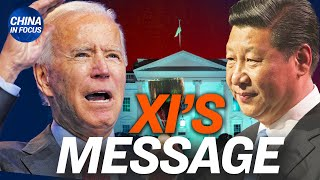 China's Xi breaks silence, sends message to Biden; Beijing claims all poor counties 'out of poverty'