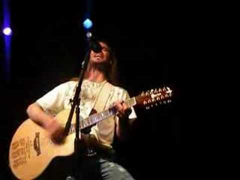 Bo Bice sings The Real Thing at The Kent Stage