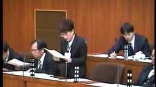 一般質問松田美由紀議員平成26年第4回12月定例会(3日目)