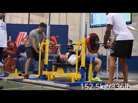 2016 USAPL Twin Ports Raw Open