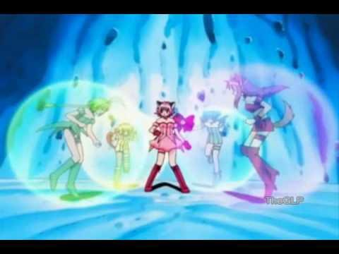Mew Mew Power Episode 27 ENGLISH DUB!! PART 1