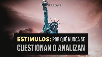 Imagen del video: DANIEL LACALLE: Planes de estímulo, por qué nunca se cuestionan o analizan