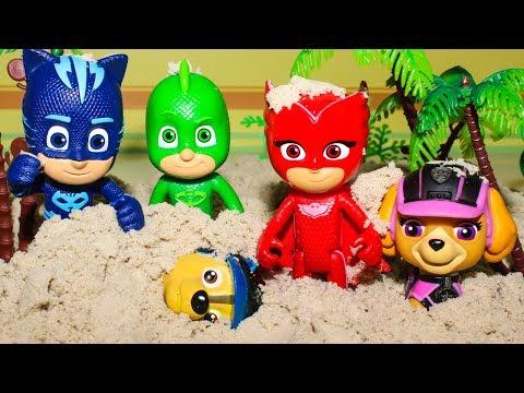 Щенячий патруль новые серии Герои в масках Мультик для детей Развивающие мультфильмы про игрушки
