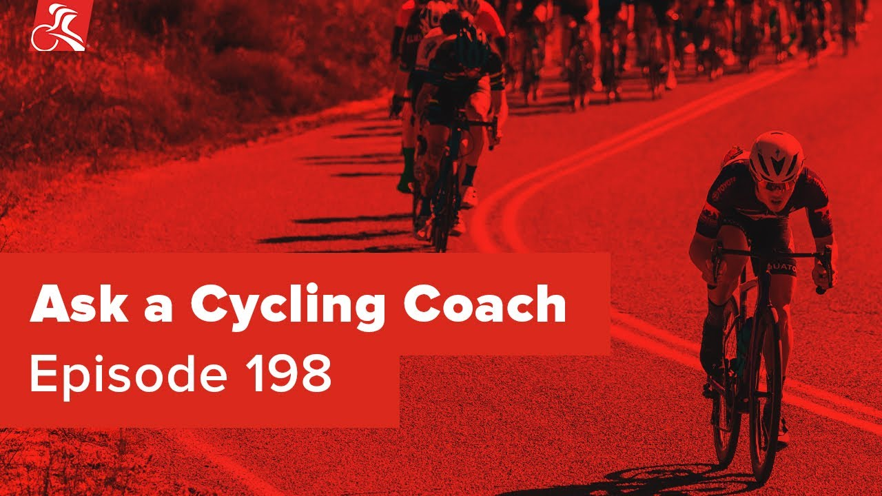 Attacking vs  Tailgunning, Pre-Workout Supplements and More – Ask a Cycling  Coach 198