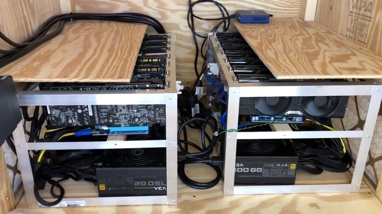 How To Mining Bitcoin Usa New Outside Mining Rig