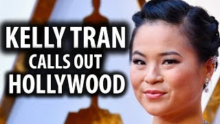 Kelly Marie Tran Calls Out Star Wars & Hollywood