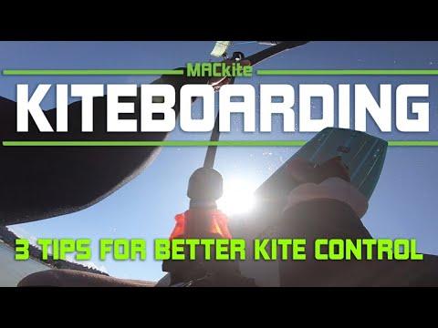 3 Tips For Better Kite Control