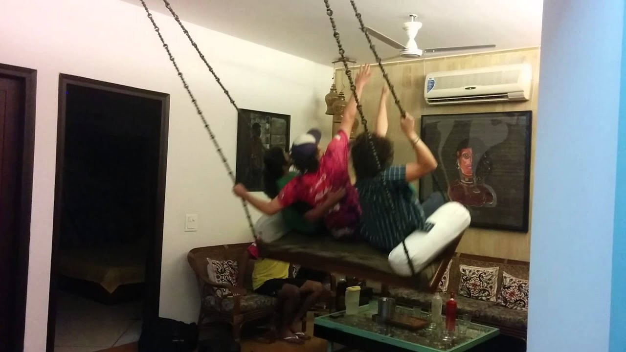 Indoor Swing in India - YouTube