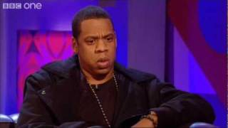 JayZ talks about Beyonce - Friday Night with Jonathan Ross - BBC One