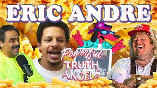 TRANSATLANTIC MEDITATION ft. Eric Andre | Powerful Truth Angels | EP 17