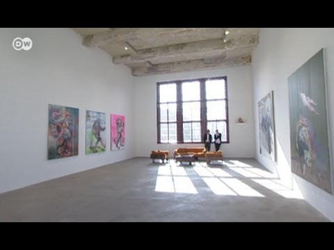 Art Boom in Berlin | Euromaxx