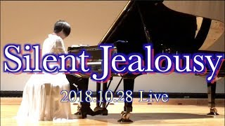 """Silent Jealousy"" 信州なかの音楽祭  YOSHIKI(X JAPAN) KODA Piano solo arrangement"