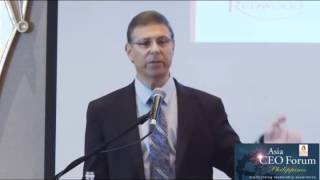 JERRY LEVIN of Redwood Software presented by Asia CEO Forum