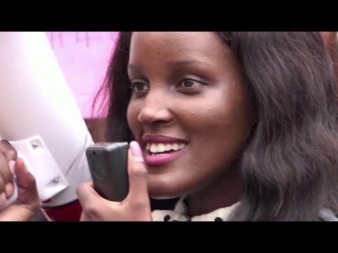 Ugandan climate activist's plea to American voters