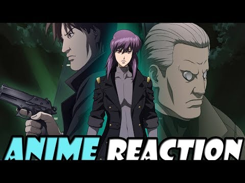 GHOST IN THE SHELL S A C  EPISODE 23