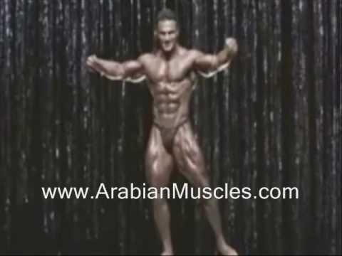 Ahmad Haidar - Ironman pro 2009 - أحمد حيدر